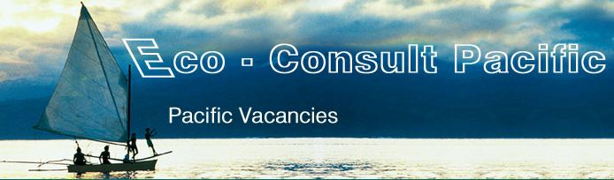 eco consult pacific jobs