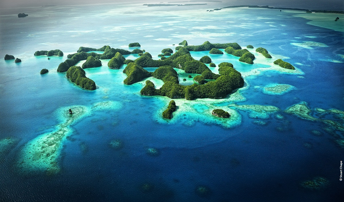 Rock Islands, Palau_Stuart Chape