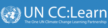 UN CC: e-learn logo