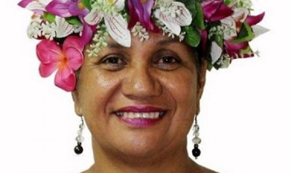 Cook Islands MP Selina Napa Photo: supplied