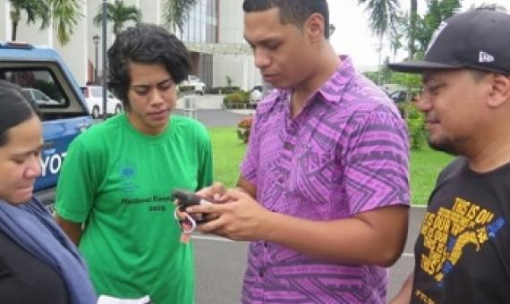 Samoa Moves To Improve Government Capacity To Map Protected And Conserved Areas