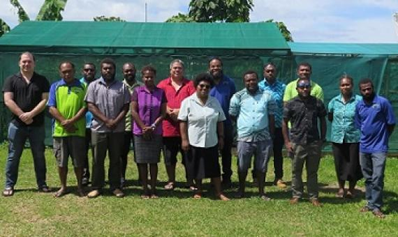 Enhancing Vanuatu's Protected Areas With GIS And Site Mapping Skills